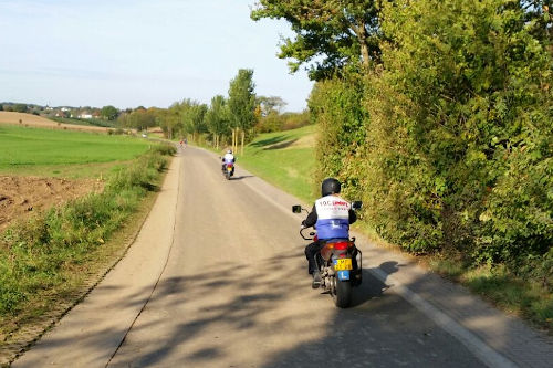 Motorrijbewijspoint Breda examengarantie