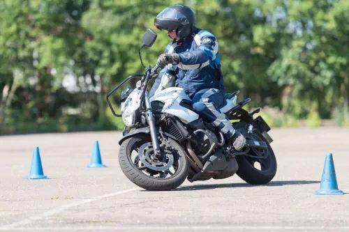 Motorrijbewijspoint Breda motor rijtest