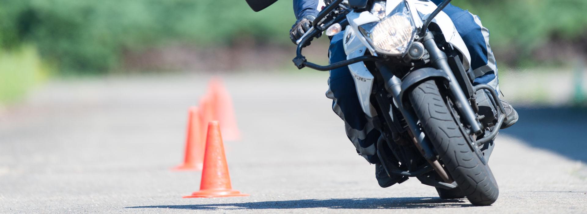 Motorrijbewijspoint Breda motor rijvaardigheid